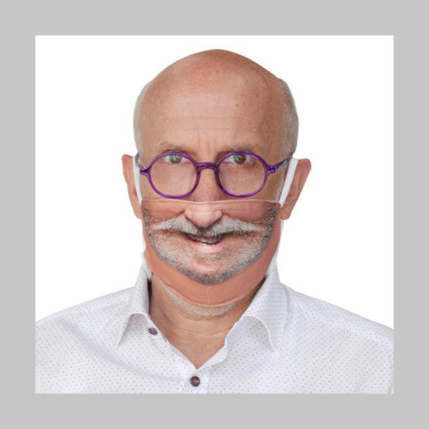 Business Maske Portrait