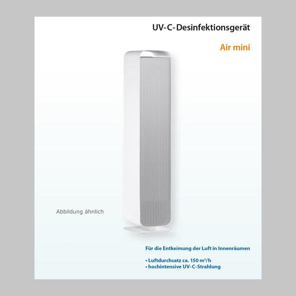 UV-C Luftdesinfektionsgerät Air mini